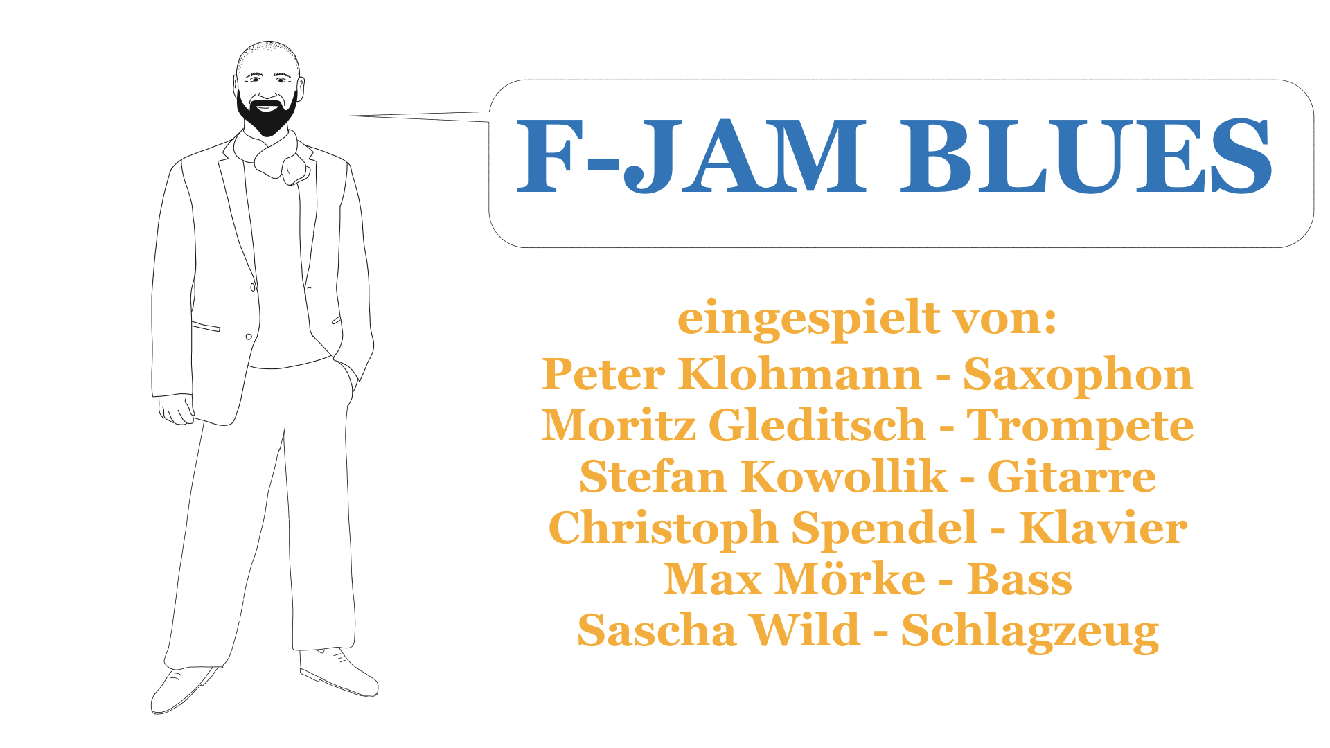 F-Jam Blues - Playalong