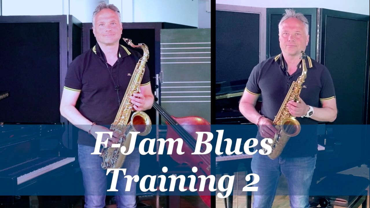 F-Jam Blues - Training 2