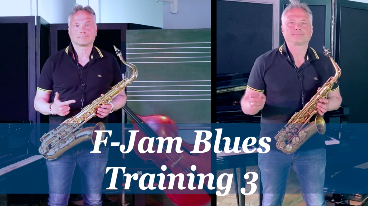 F-Jam Blues - Training 3